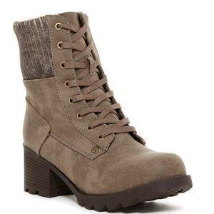 BearPaw Moira Genuine Sheepskin Lined Boot Size 11